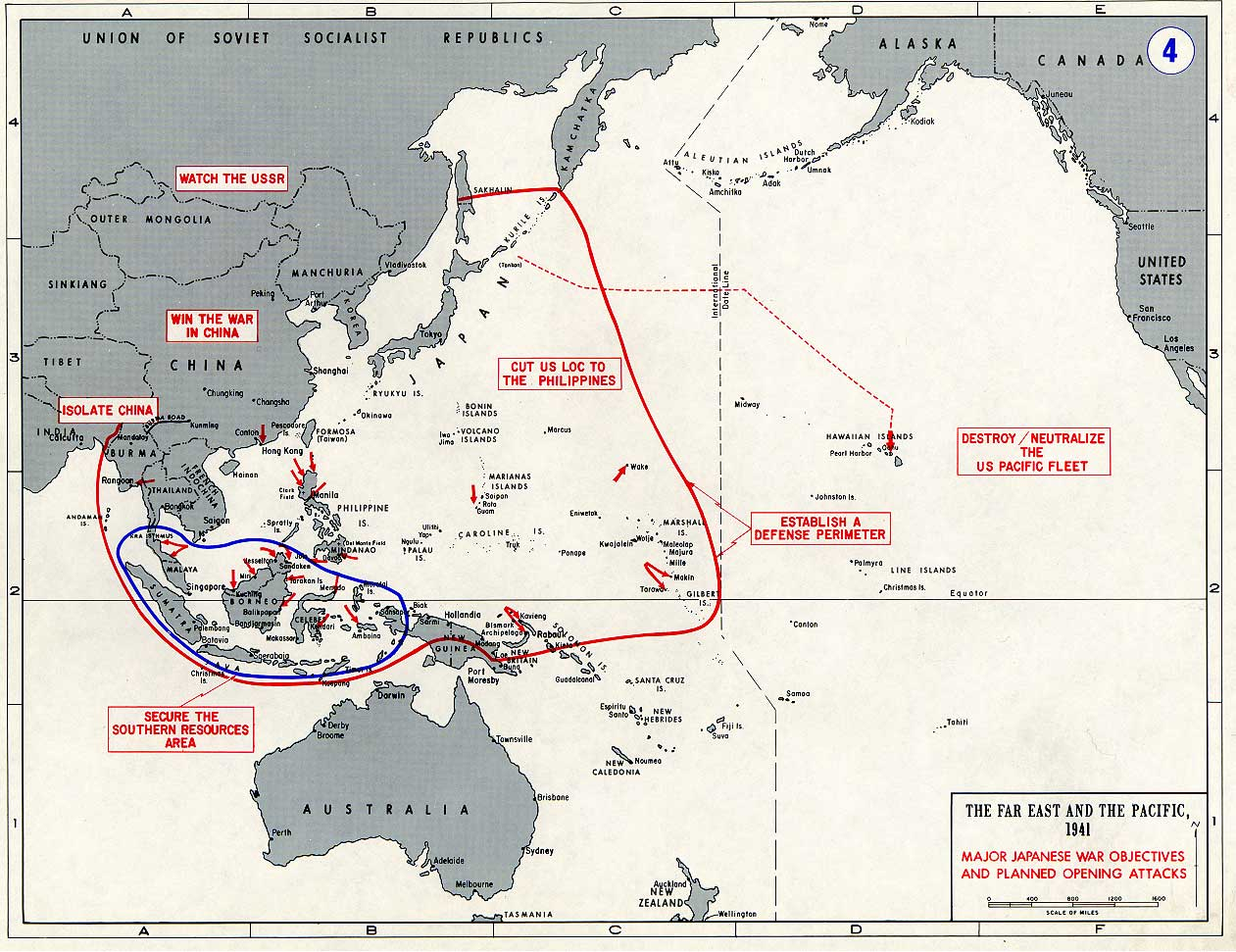 1941 maps | Historical Resources About The Second World War
