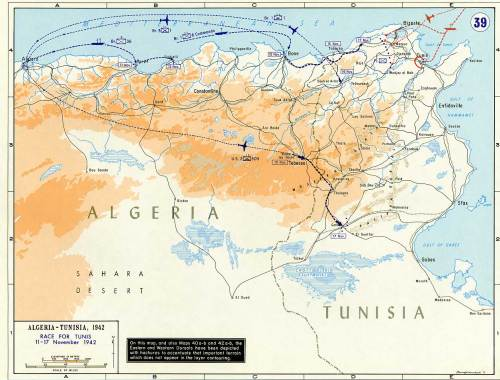 The Race For Tunis, 11-17 November 1942